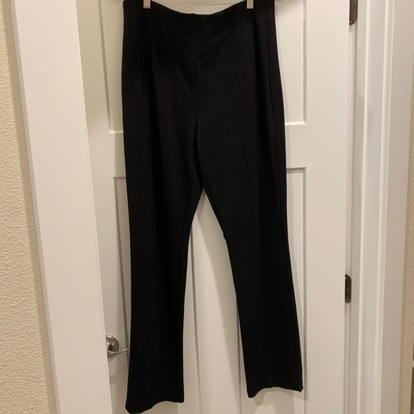 Chico's Pants - Chico's 2 Pant black NWOT